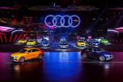 奥迪旗舰级SUV 全新奥迪Q8全球首发
